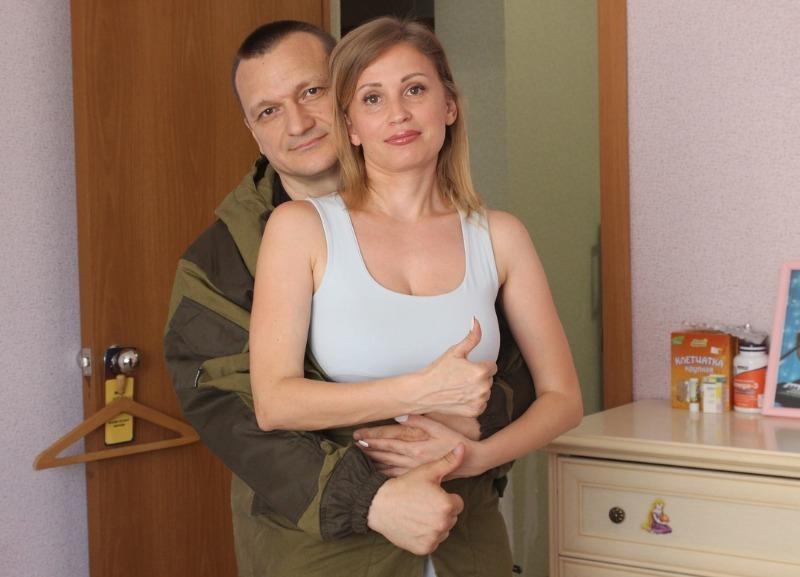 «У меня новый муж», - жена финалиста проекта «Сбросить Лишнее» Сергея Юдина
