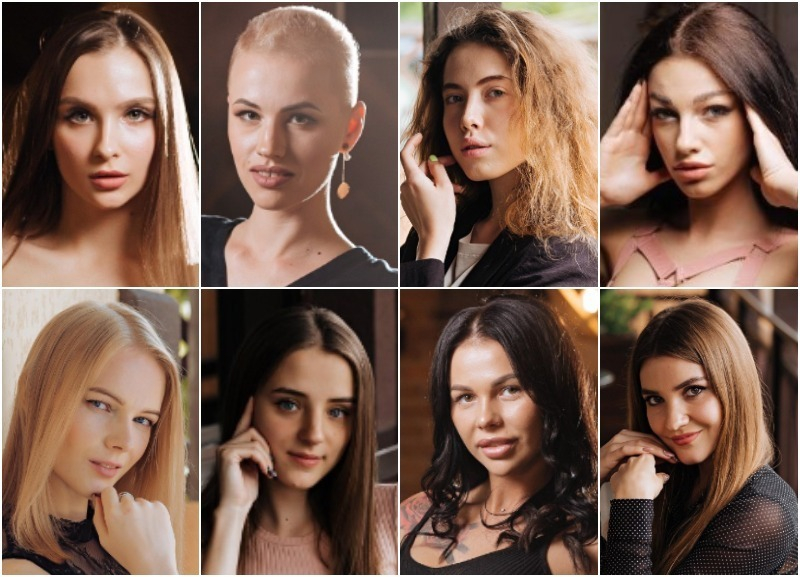 Восемь девушек прошли в следующий этап конкурса «Мисс Блокнот»