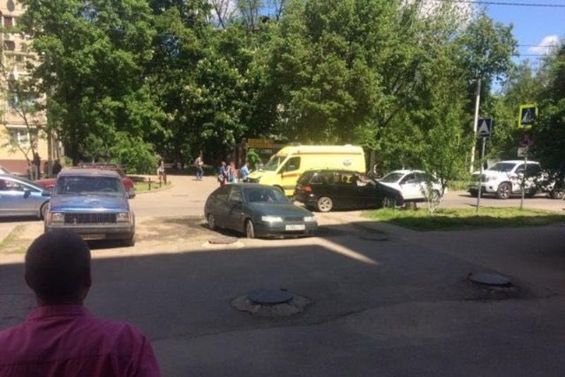 Водитель сбил 6-летнюю девочку и скрылся с места ДТП в Краснодаре