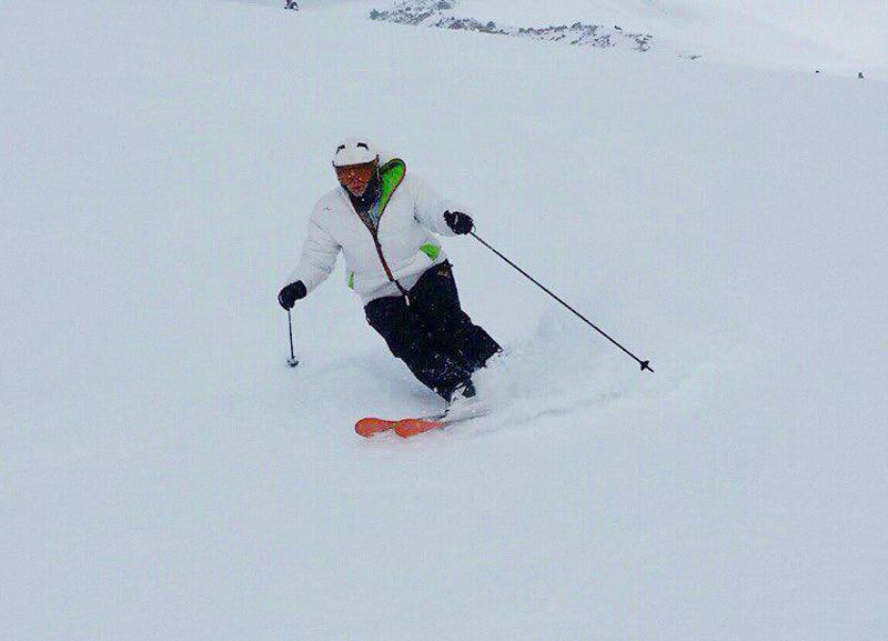 Как подготовить себя к горнолыжному курорту на Кубани