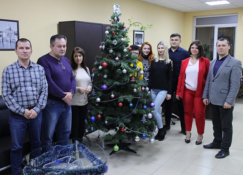 Новый 2019 год в своей квартире в Краснодаре