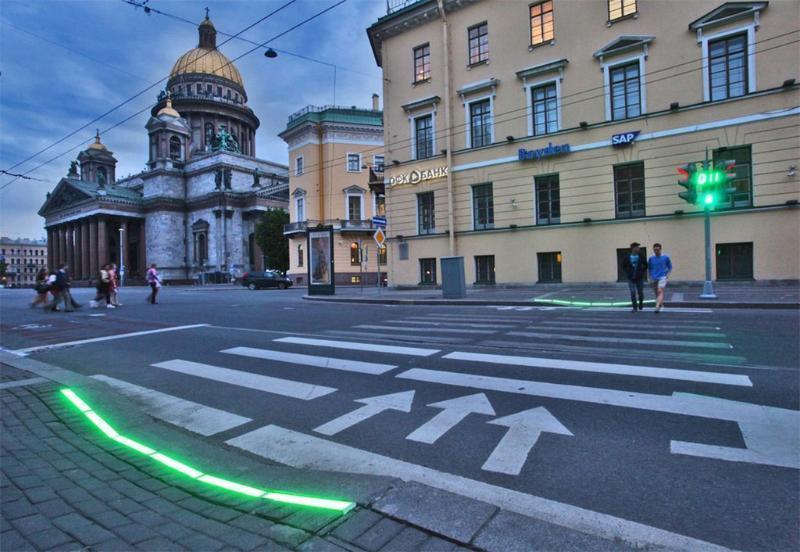 «Лежачие» светофоры предложили сделать в Краснодаре