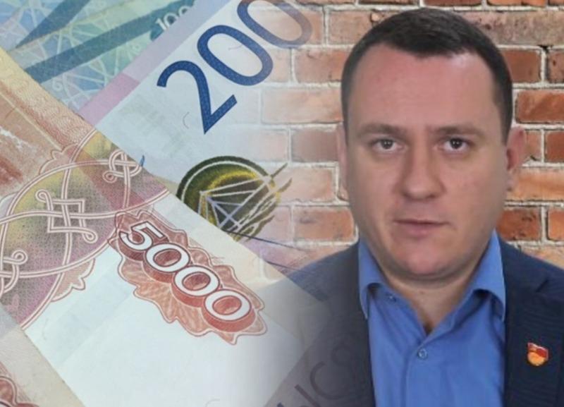 Общественный деятель и коммунист Александр Сафронов рассказал, как власти Кубани тратят деньги