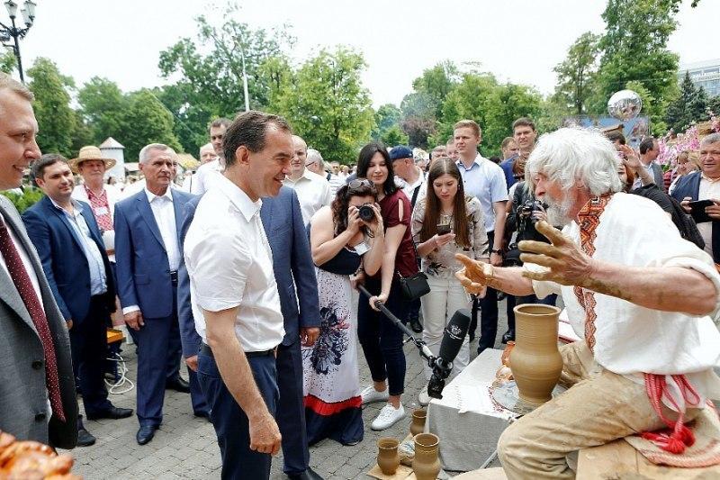 Выставка «АгроТУР-2019» открылась в Краснодаре