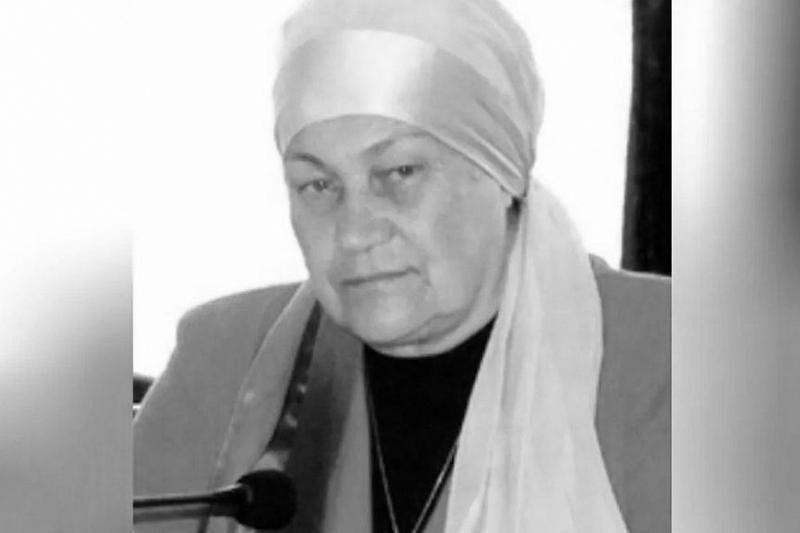 В Чечне похоронили учительницу семьи Кадыровых, погибшую в ДТП на Кубани