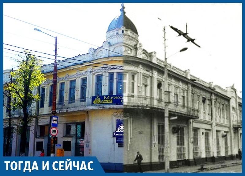 Как доходный дом со сложной архитектурой стал крупной швейной фабрикой в Краснодаре