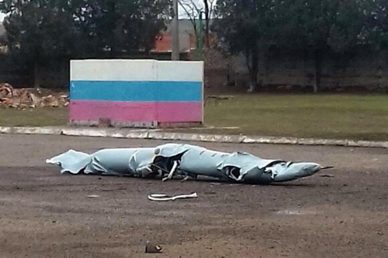 По факту «сброса» топливных баков военным самолетом в Ейске проведут расследование