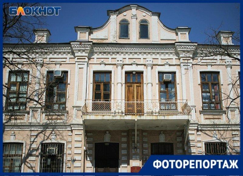Исторический облик Краснодара: особняки, имения, кованые крылечки