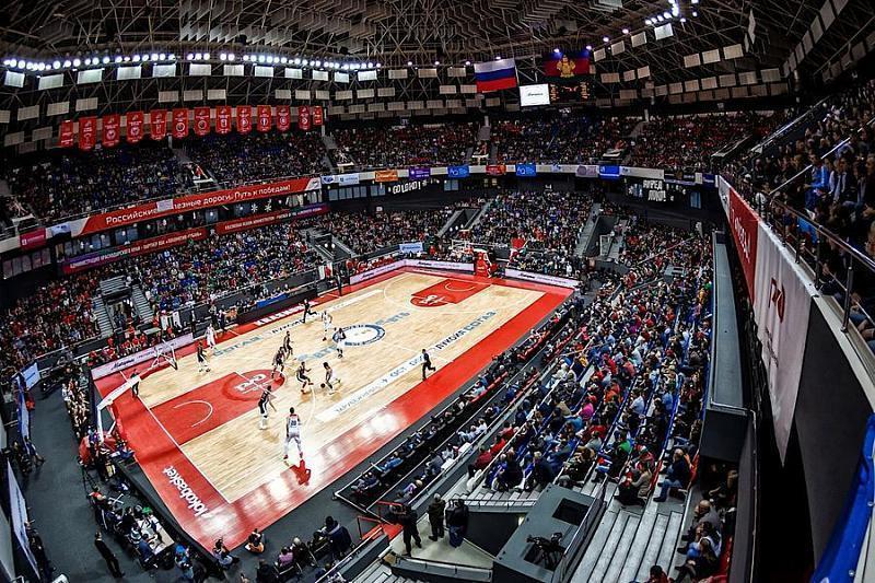 Краснодар готов принять престижный турнир «Финал четырех» по баскетболу