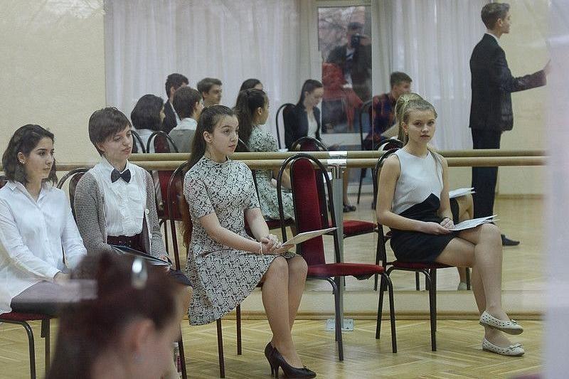 В Краснодаре свыше сотни детей поучаствовали в отборе в школу Табакова