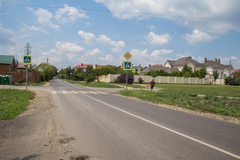 В Краснодаре отремонтировали дублер улицы Петра Метальникова