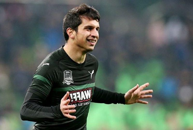 «Краснодарец» Сулейманов пропустит игру за молодежную сборную России по футболу