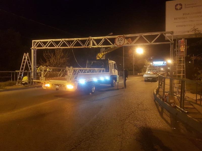 В мэрии Краснодара рассказали о проделанных ремонтных работах на Яблоновском мосту