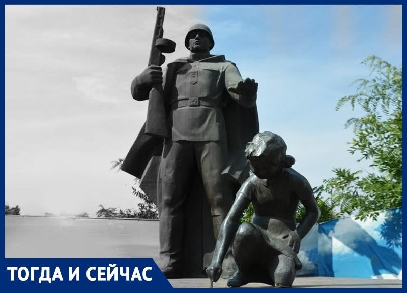 Памятник юным жертвам ВОВ с трогательной историей передаст послание выпускам КубГТУ 2045 года