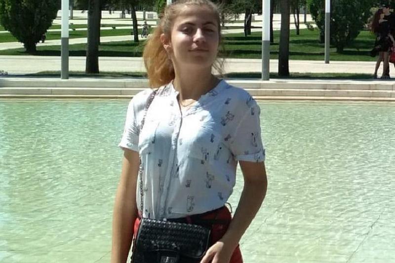 Более двух недель в Краснодаре разыскивают 18-летнюю девушку