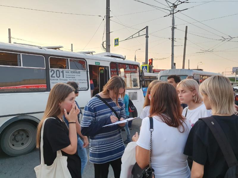 «Боимся, что повторят сценарий Красной»: краснодарцы собирают подписи в поддержку троллейбусного маршрута №2