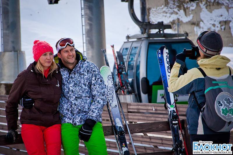 Сочи вошел в тройку самых доступных горнолыжных курортов Европы