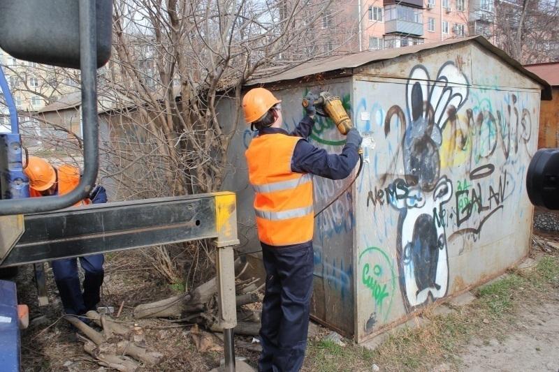 ВКраснодаре подрядчиков вынудят после сноса гаражей приводить территорию впорядок