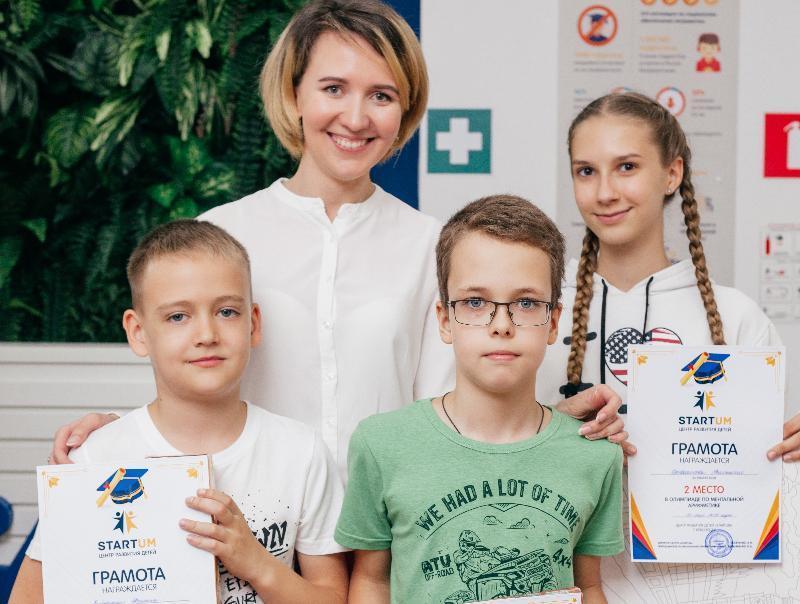 Ученики центра Startum представят Краснодар на Всероссийском фестивале по ментальной арифметике
