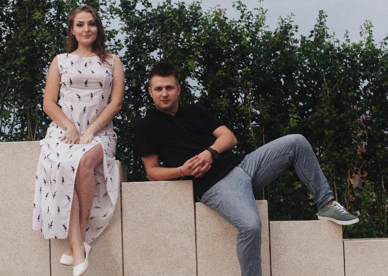 История Любви Ксении и Станислава, которые познакомились на теплом море