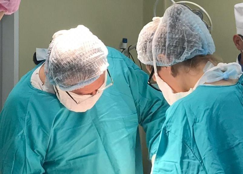 «Да Винчи» помог краснодарским медикам спасти 1,5 тысячи человек