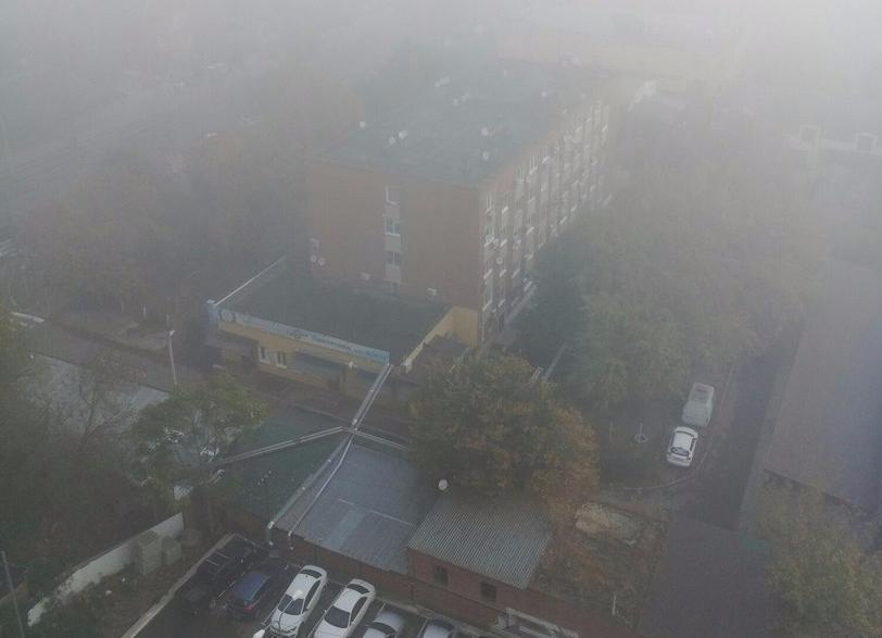 В воскресенье на Кубани будет без осадков, но туманно