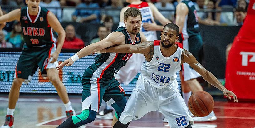 «Локомотив-Кубань» обыграл ЦСКА в Единой лиге ВТБ