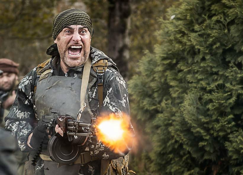 Опубликованы свежие кадры зомби-боевика, снимающегося в Краснодаре