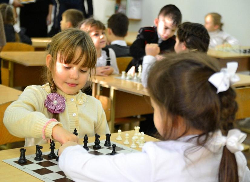 Учить шахматам будут две трети школ Кубани