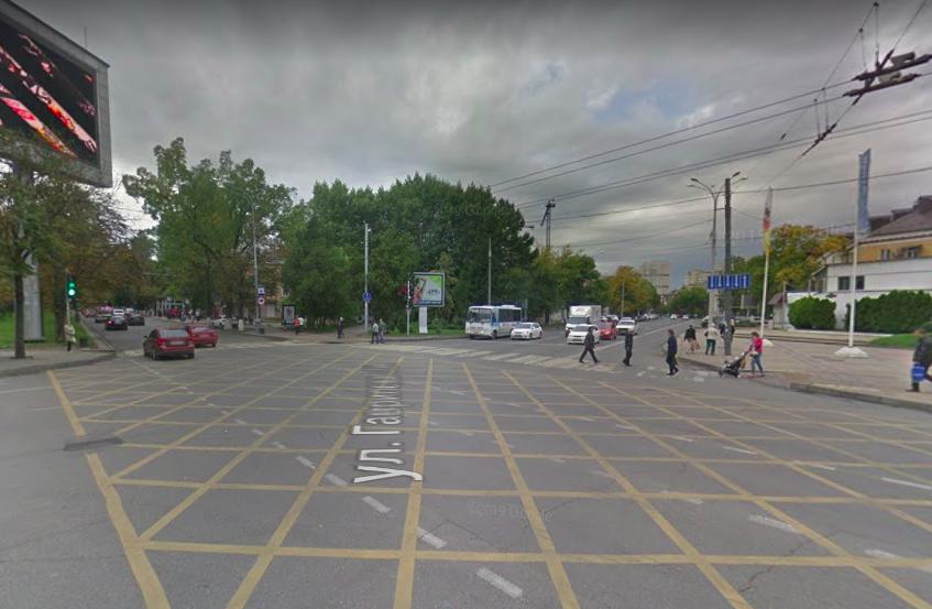 Светофоры в центре Краснодара отключат на семь часов
