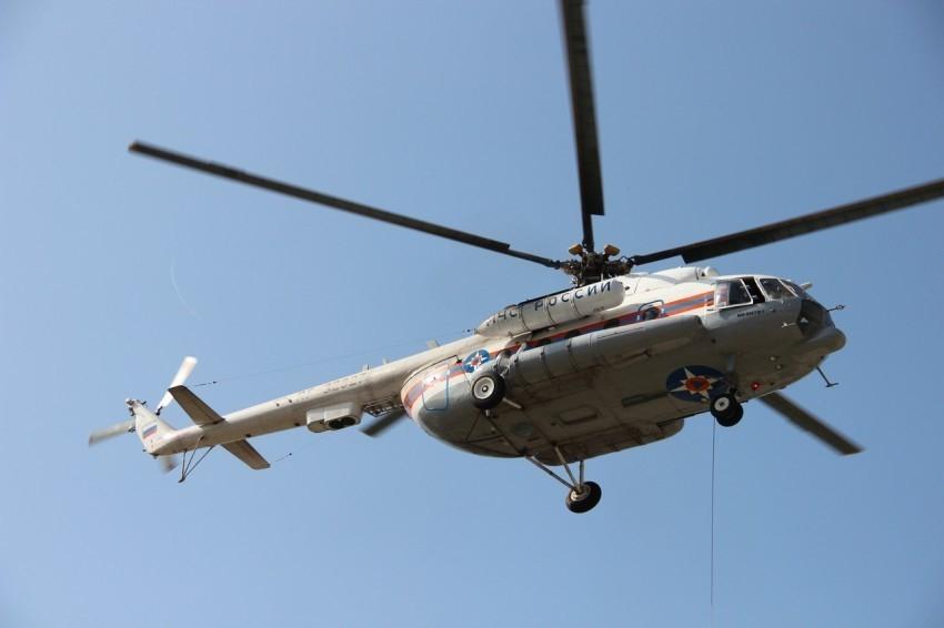 На поиски туриста в Сочи направили вертолет