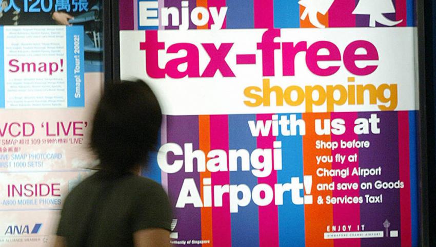 Экспериментальный tax free заработает в Сочи через неделю