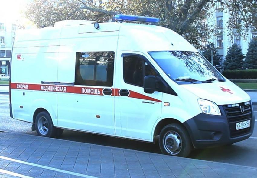 ВКраснодаре медики оперативно спасли детей, отравившихся газом
