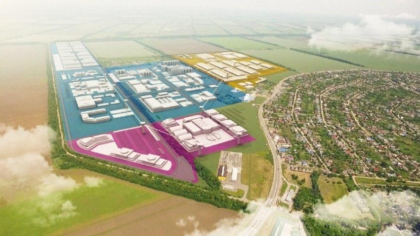 ВКраснодаре появится новый Индустриальный парк