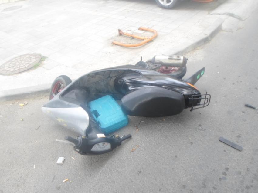 Мопедист сбил пенсионера вАнапе и умер в итоге ДТП