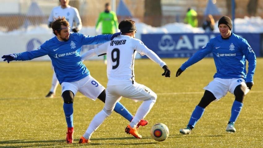 Петербургское «Динамо» может переехать вСочи