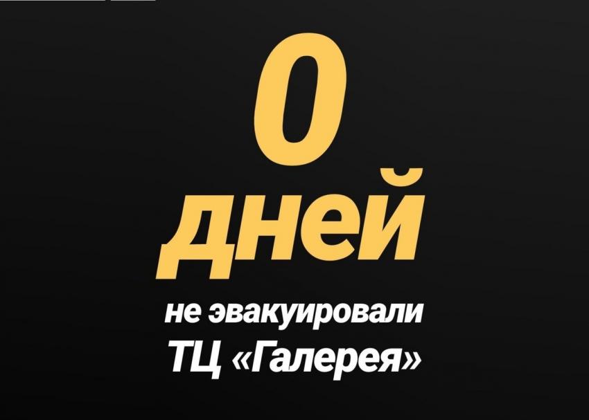 ВКраснодаре четвертый раз занеделю эвакуировали «Галерею»