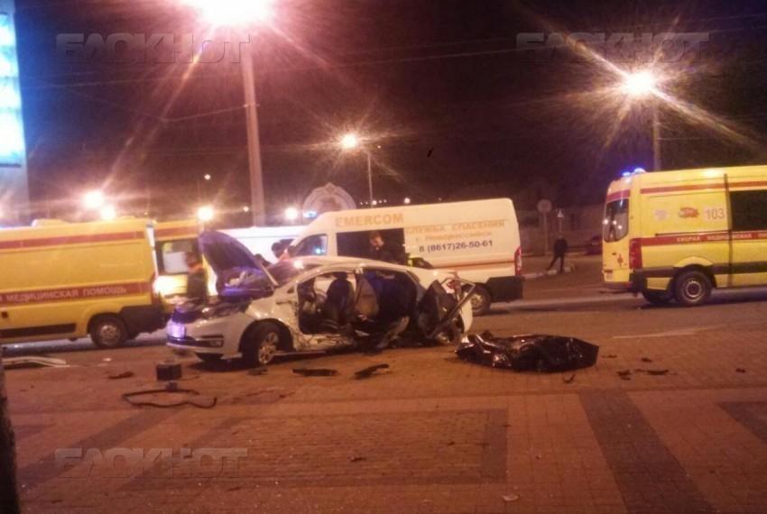 В Новороссийске в лобовом ДТП погибла пассажирка «КИА»