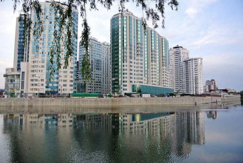 Новостройки вкрупных городах РФ подорожали загод на3,8%