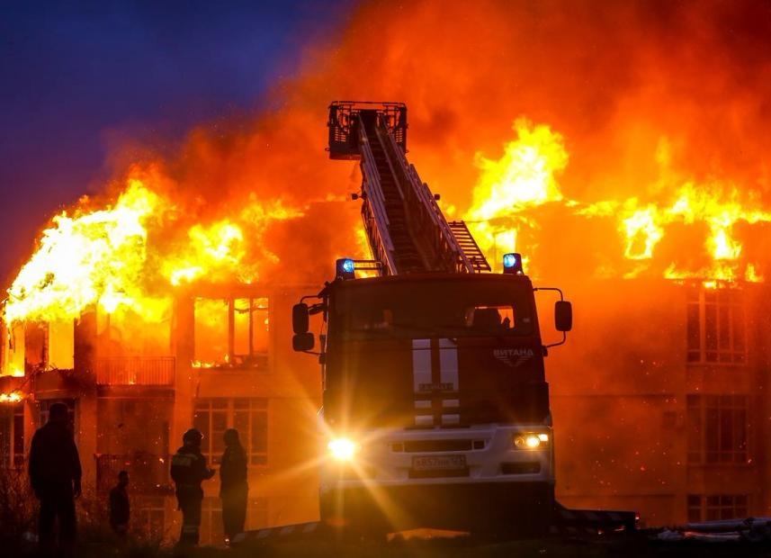 Пожар в Сочи: восстановлена хронология событий