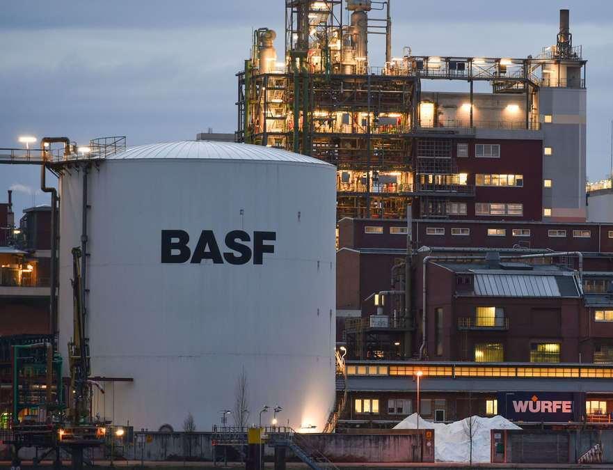 Завод немецкого концерна BASF открыли под Краснодаром