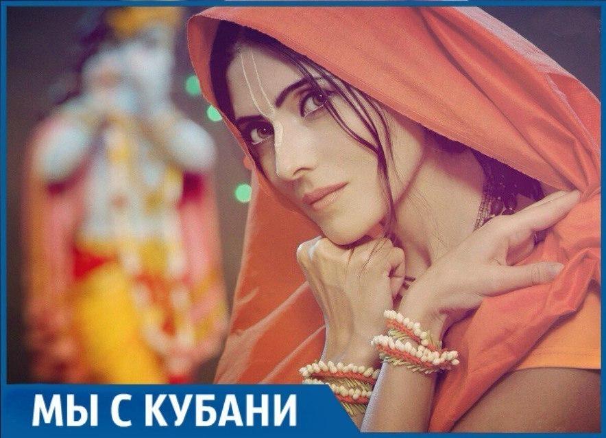 Суперзвездой индийского кино стала актриса из  Краснодарского края