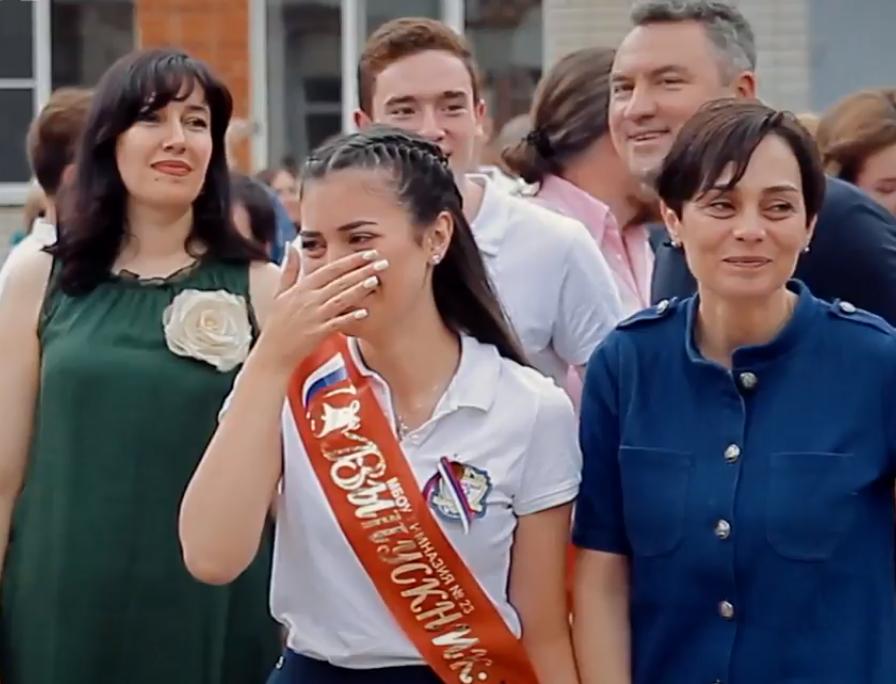 Последний звонок  прозвенел для 15 тысяч краснодарских выпускников