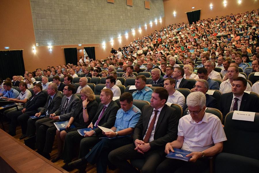 При прокуроре края обсудили проблемы бизнеса на Кубани