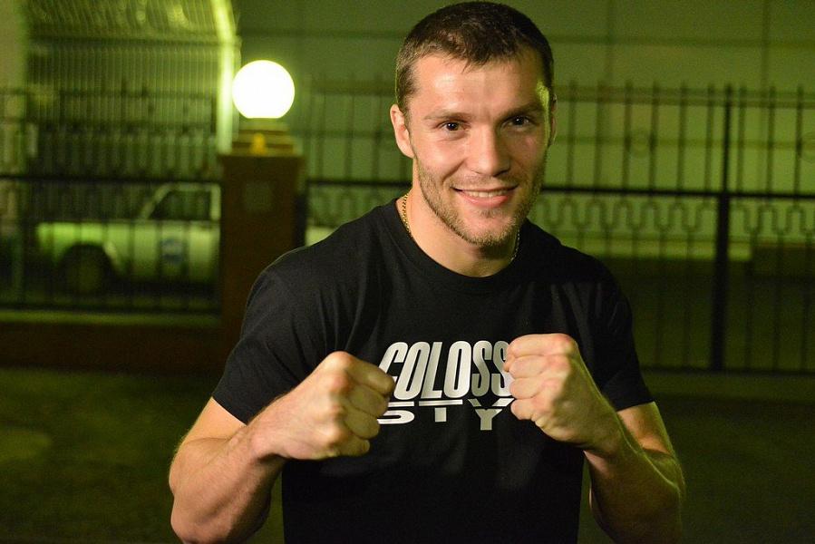 Кубанский кикбоксер Анатолий Моисеев стал чемпионом мира