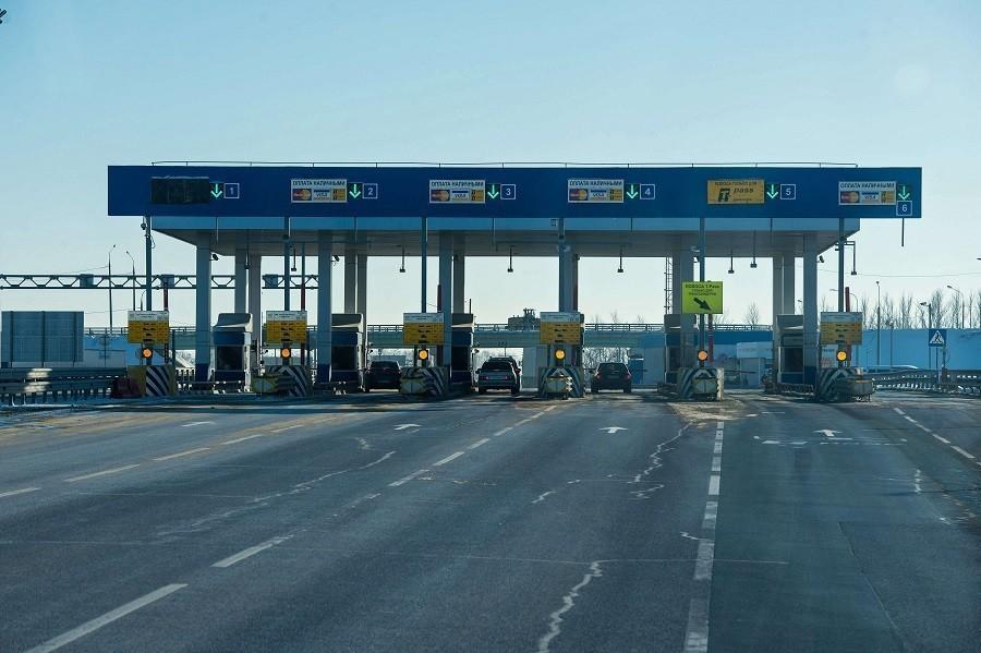Новый платный участок трассы появился на Кубани