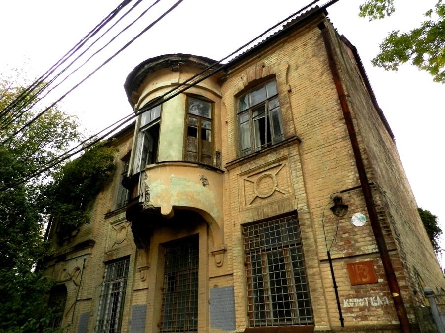 На ремонт исторических зданий Краснодара властям дали месяц