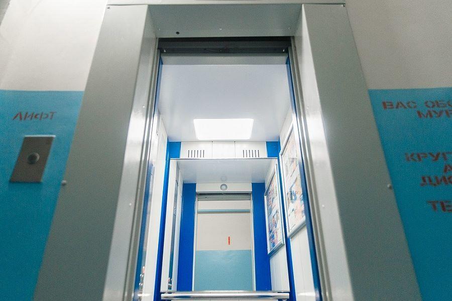 Власти Кубани пообещали обновить 774 лифта в 2019 году