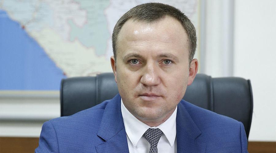 Бывший вице-губернатор Кубани Гриценко вышел из-под домашнего ареста