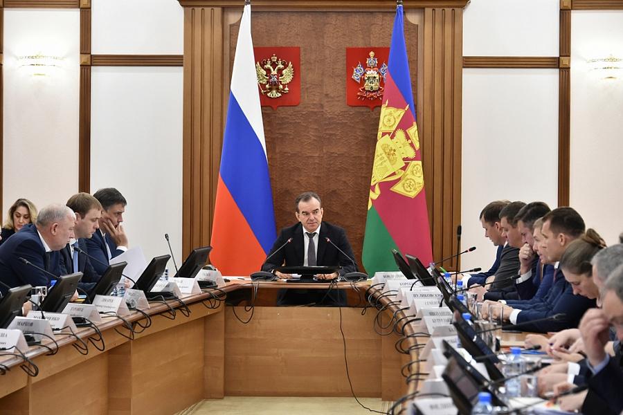 Губернатор Кубани подвел финансовые итоги 2019 года